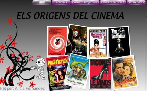 WIX ELS ORIGENS DEL CINEMA