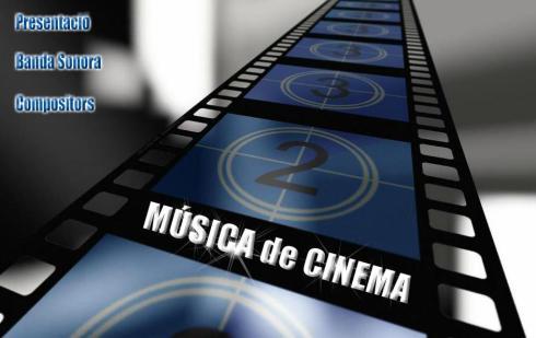 Wix Música de cinema