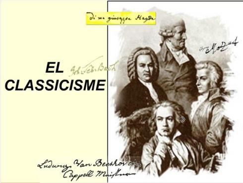 Ppt Classicisme